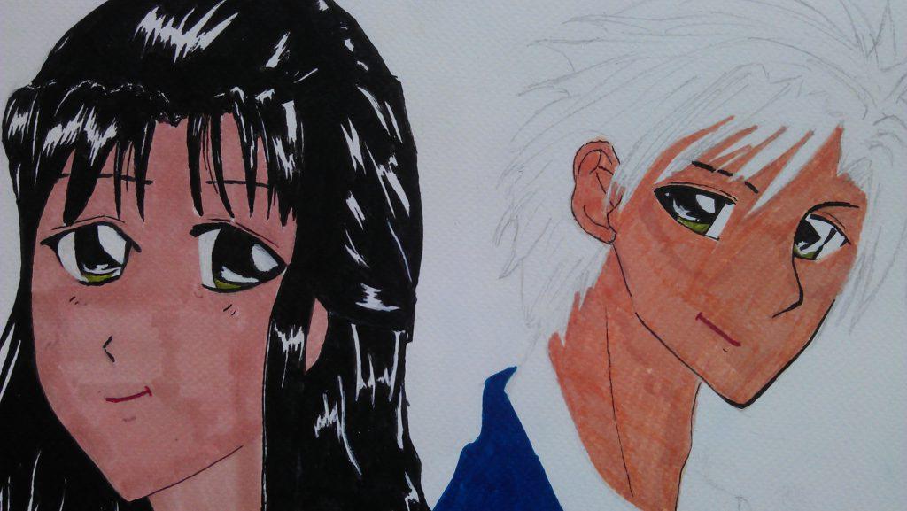 Dessin manga - Cours dessin peinture - Atelier COOLHEURE